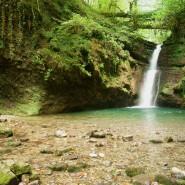 Водопад «Ивановский» фотографии