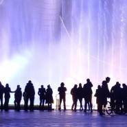 Поющие фонтаны в Олимпийском парке фотографии