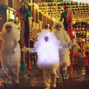 Новогодние праздники на курорте «Горки Город» 2018/19 фотографии