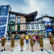 День победы на курорте «Газпром» 2018 фотографии