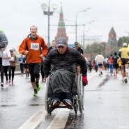 Международный полумарафон на спортивных колясках 2018 фотографии