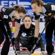 Отборочный турнир по кёрлингу среди женских команд 2017 фотографии