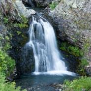 Водопад «Пслух» фотографии