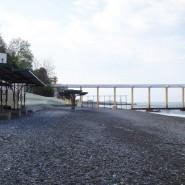 Пляж «Светлячок» фотографии