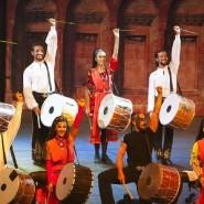 Античный турецкий фестиваль на курорте «Роза Хутор» 2017 фотографии