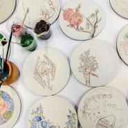 Мастер-классы в мастерской керамики парка «Сириус» 2018 фотографии