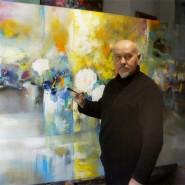 Выставка картин Игоря Венского «Портрет Сочи» фотографии