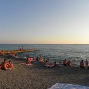 Пляж «Лего» фотографии