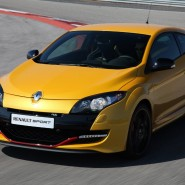 Мастер-класс с инструктором на Renault Megan RS 2017 фотографии
