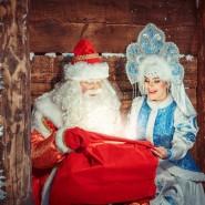 Новогодний спектакль «Волшебный будильник» 2019 фотографии