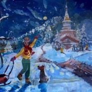 Выставка-конкурс «Зимние забавы» фотографии