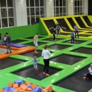 Батутный центр «Crazy hall» фотографии