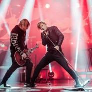 Сольный концерт группы «Би-2» 2020 фотографии