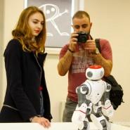 Интерактивная выставка роботов «РОБОПАРК» фотографии