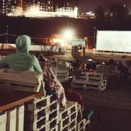 Кинотеатр в горах в Сочи 2018 фотографии