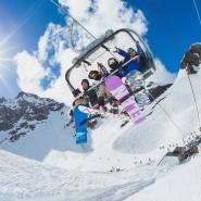 Открытие горнолыжного сезона на курорте «Красная Поляна» 2019/20 фотографии