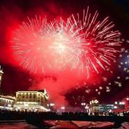 Новогодняя ночь на курорте «Горки Город» 2018 фотографии