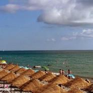 Пляж «Дельфин» фотографии