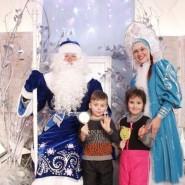 Резиденция Деда Мороза на «Роза Хутор» 2017/18 фотографии