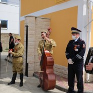 75-летие Победы в Великой Отечественной войне в Сочи фотографии