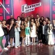 Концерт участников музыкального телешоу «Голос.Дети» 2017 фотографии