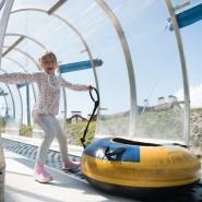 Аттракционы на курорте «Газпром» 2020 фотографии