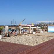 Пляж Мориса Тореза фотографии