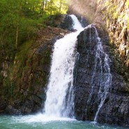 Змейковские водопады фотографии