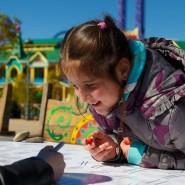 Фестиваль дворовых игр в Сочи Парке 2019 фотографии