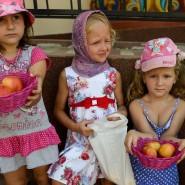 Празднование Медового и Яблочного спаса 2017 фотографии