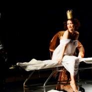 Спектакль «Мастер и Маргарита» в Зимнем театре 2019 фотографии
