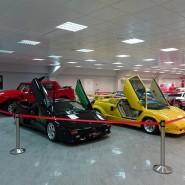 Экскурсия по Сочи Автодрому и посещение Сочи Авто Спорт Музея 2017 фотографии