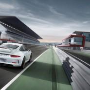 Мастер-класс с инструктором на Porsche 911 GT3 2017 фотографии