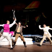 Театрально-цирковое шоу «Морские дьяволы» 2017 фотографии