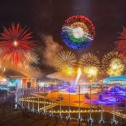 Отборочный этап Мирового чемпионата фейерверков 2017 фотографии