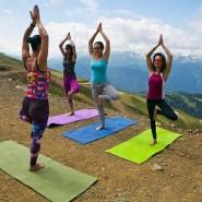 Международный день йоги в парке «Ривьера» 2019 фотографии