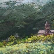 Выставка Артура Оганесяна фотографии