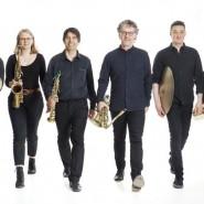 Концерт ансамбля саксофонистов из Швейцарии «Klapparat» 2020 фотографии