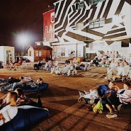 Фестиваль уличного кино 2019 фотографии