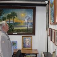 Выставка картин «Предания Сочи» фотографии