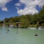 Ачигварское озеро фотографии