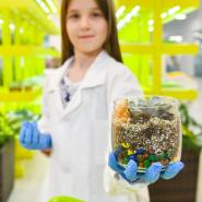 День науки и профессий будущего в парке «Сириус» 2020 фотографии