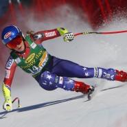 Этап Кубка мира FIS по горнолыжному спорту среди женщин 2019 фотографии
