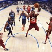 Матч всех звезд Единой Баскетбольной Лиги 2017 фотографии