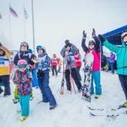 Детский турнир по горным лыжам и сноуборду 2018 фотографии
