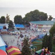 Парк культуры и отдыха Лазаревского района фотографии