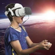 Незабываемые впечатления в клубе виртуальной реальности «ЭксПириментус» фотографии