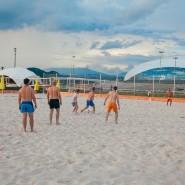 Пляж «Волна» фотографии