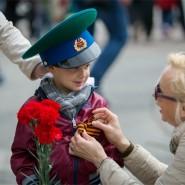 Акция «Георгиевская ленточка» вСочи 2017 фотографии