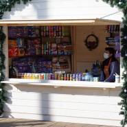 Рождественские ярмарки в Сочи 2020/2021 фотографии